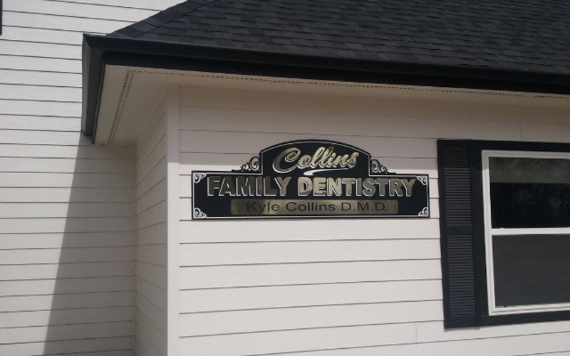 Collins Family Dentistry Building